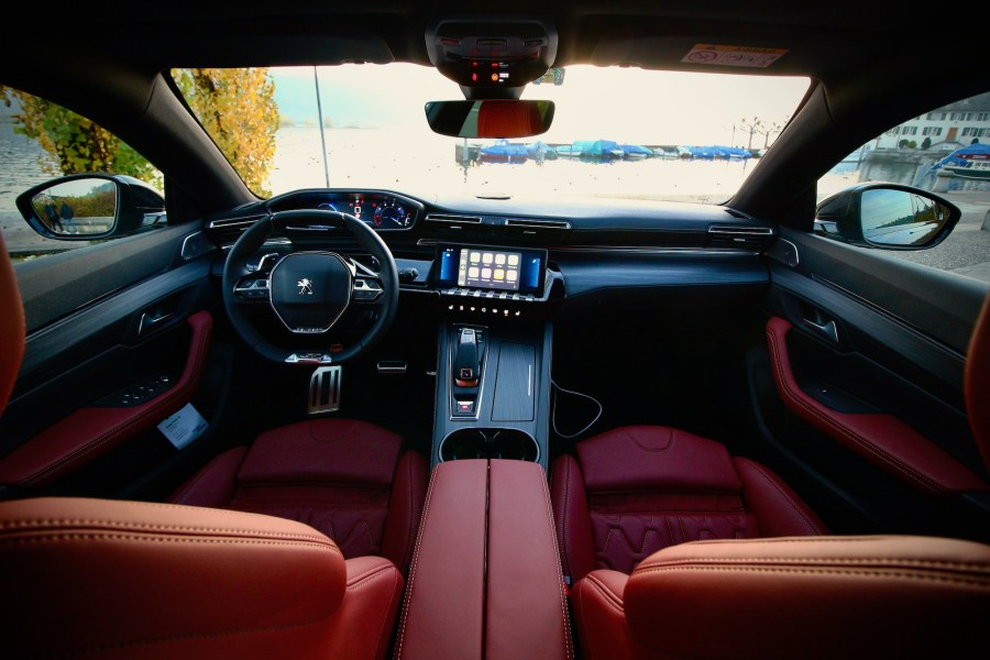 2019 Peugeot 508 SW GT