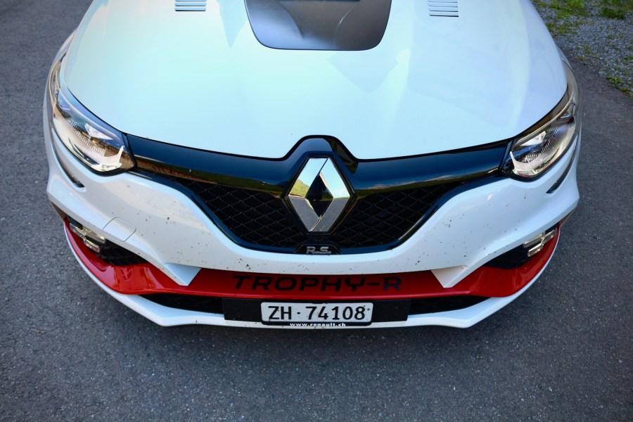 2019 Renault Megane RS Trophy-R