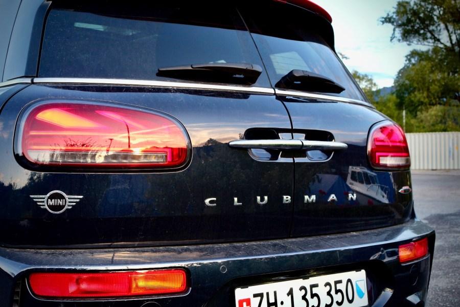 2020 Mini JCW Clubman