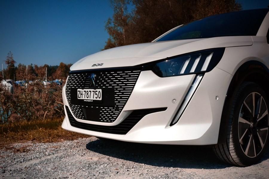 2020 Peugeot e-208