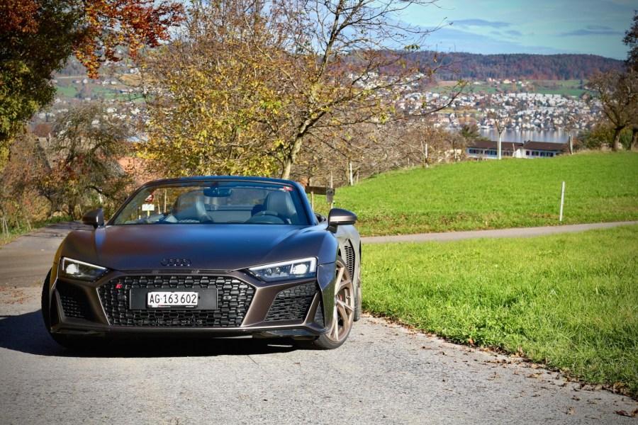 2020 Audi R8 RWD Spyder