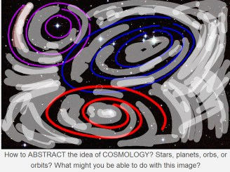 Cosmological in nature - this is you guys too!