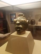 Face Jars at the Milwaukee Art Museum