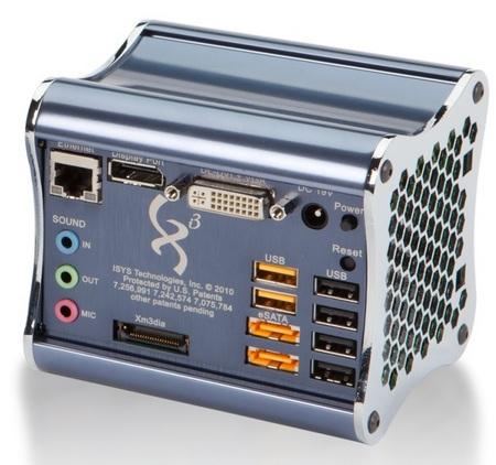 Xi3 Modular Computer