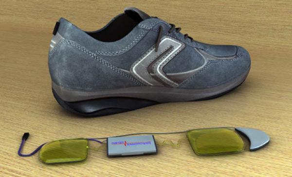 instep nanopower uw madison power generating shoes
