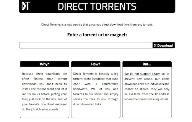 direct-torrent