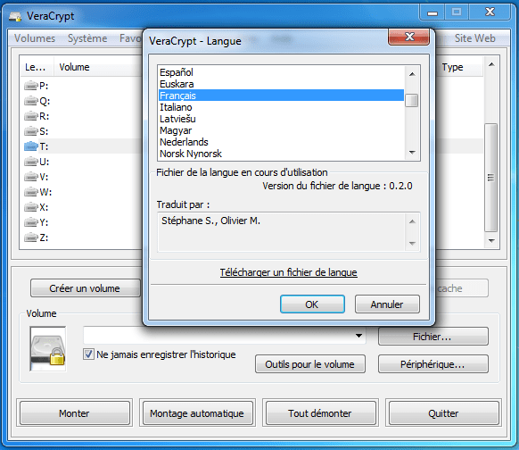 VeraCrypt_languages_selection