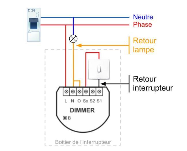 Dimmer2fils