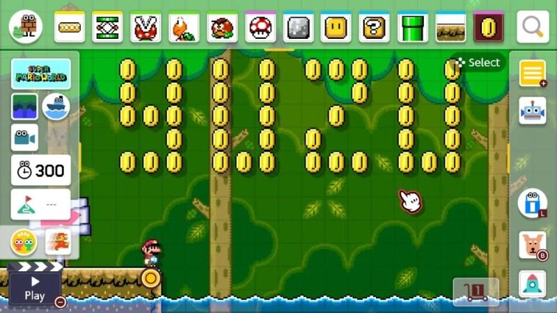 Super Mario Maker sur Yuzu