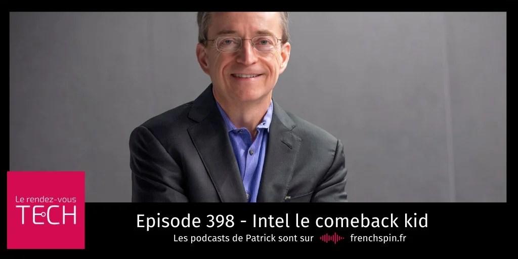 Conférence Intel, Amazon trolle Twitter, Clubhouse partout – Le Rendez-Vous Tech 398 – Korben