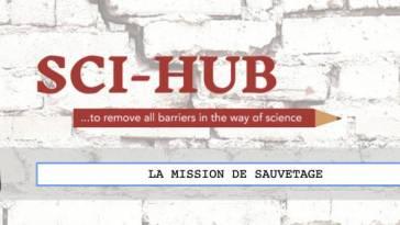 La mission pour sauver Sci-Hub est lancée – Korben