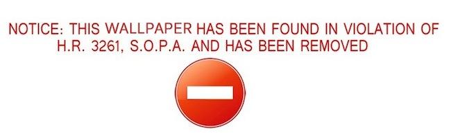 Boycott SOPA