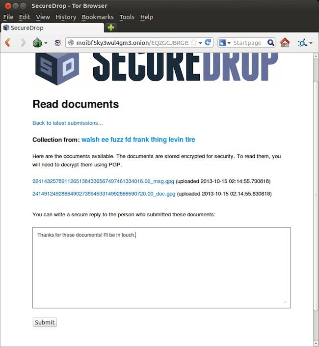 document2 SecureDrop   Le dernier projet dAaron Swartz voit enfin le jour