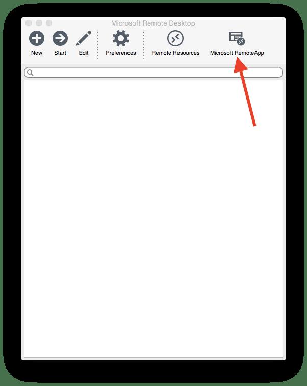 remoteapp Comment tester la compatibilité de votre site sous Internet Explorer même si vous nêtes pas sous Windows ?