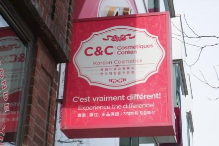 C&C Cosmetics, Montréal, QC