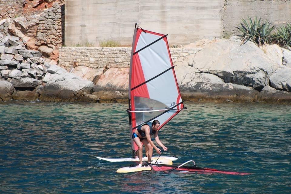 extreme windsurfing lessons grscica 2013 22 - Windsurfing School - Summer 2013