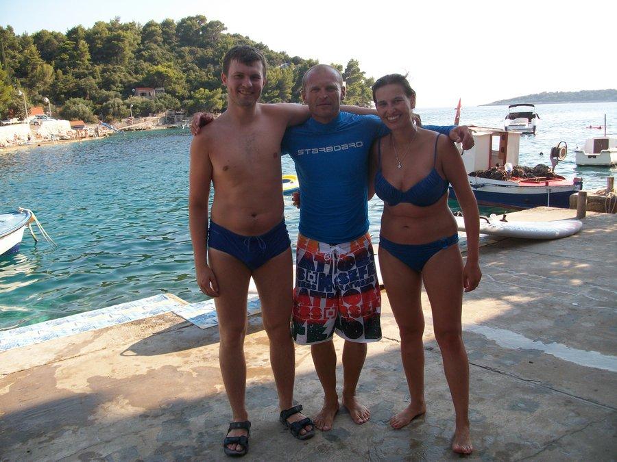 polaznici skole jedrenja extreme grscica 2013 07 - Windsurfing School - Summer 2013