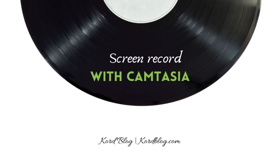 You can also record your screen