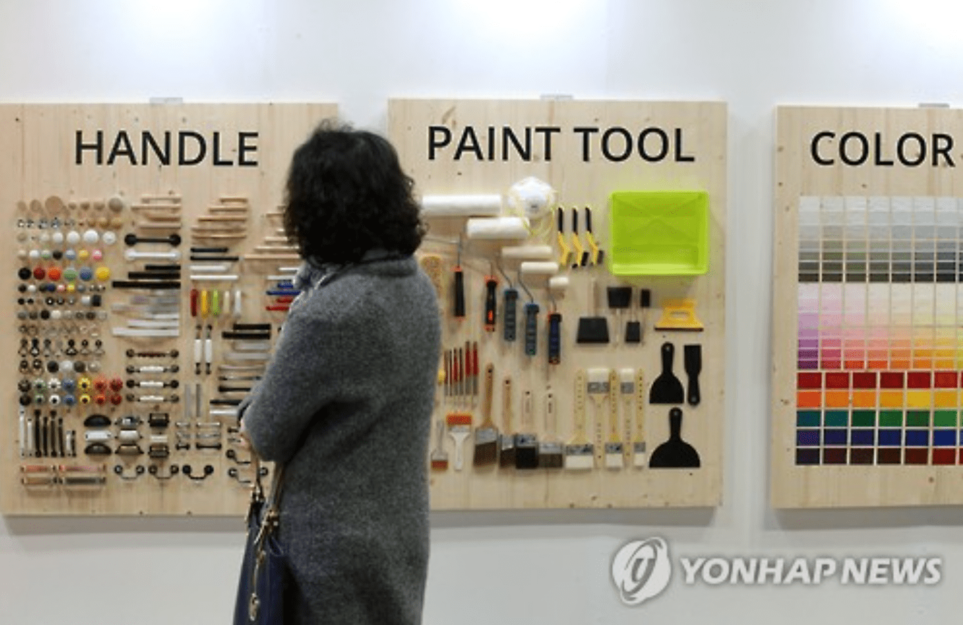 Big Data Shows Growing Interest in DIY House Interior Design   Be     DIY interior design tools at the DIY   Reform Show hosted at COEX in 2016