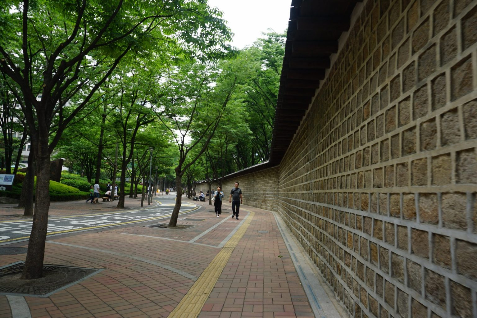 Deoksugung Stonewall Walkway and Nearby Kdrama Filming Locations