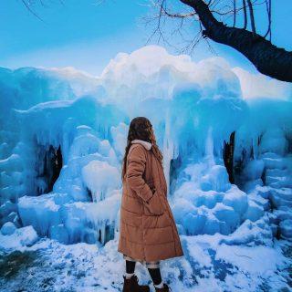 A Winter Walking Trail in Daejeon, South Korea