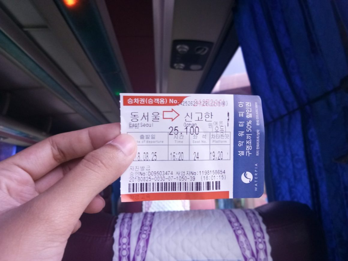 Visiting Provinces and Cities Outside Seoul