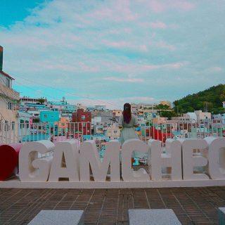 Gamcheon Culture VIllage in 2021