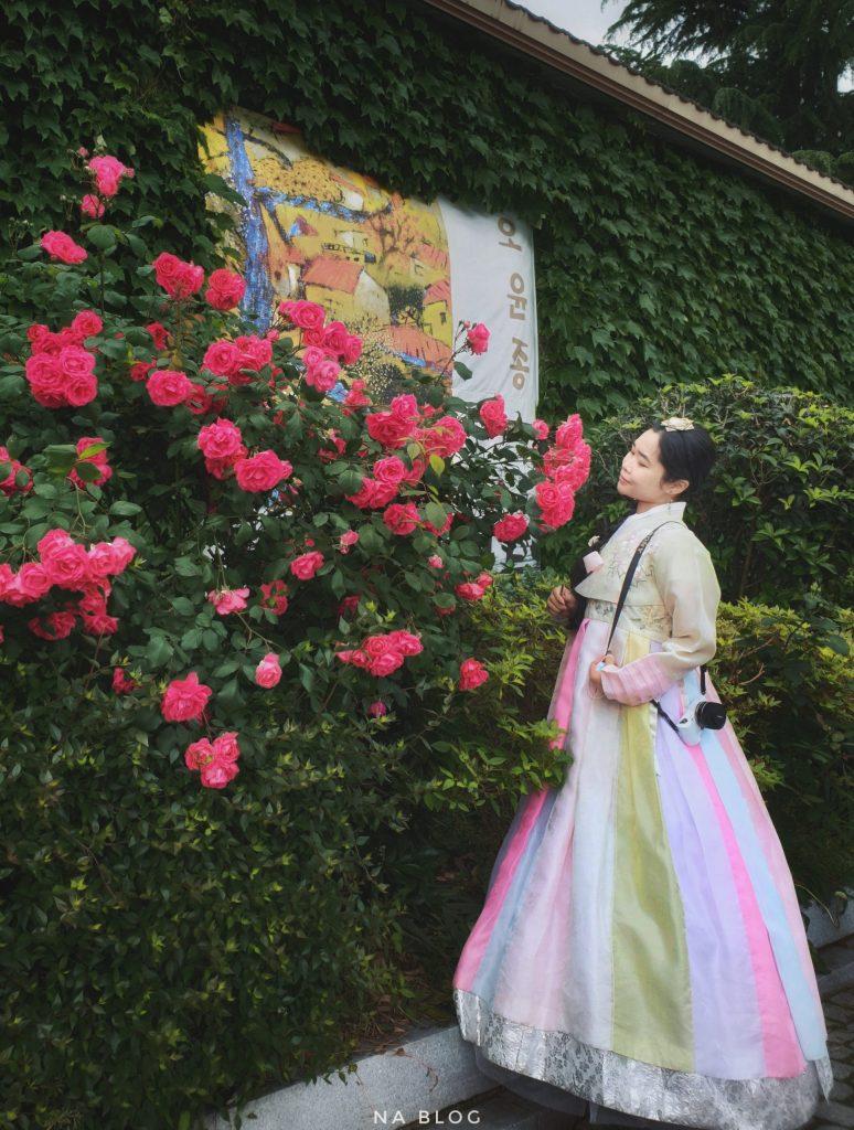 hidden charm of roses
