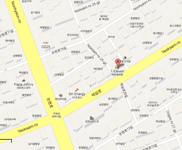 Castle Fine Goshiwon in Gangnam Seoul is Just Fine (6/6)