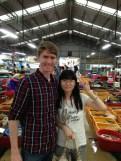 Me and my co-teacher!