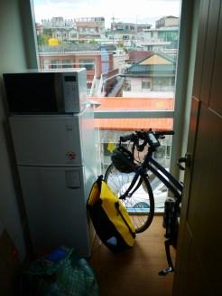 Neato little side room.