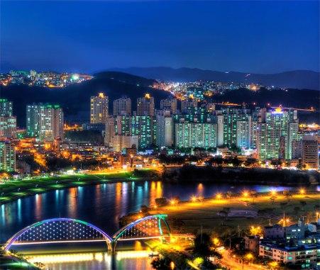 Welcome to Ulsan!