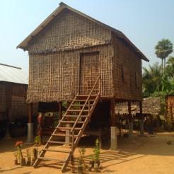 A high-income rural house
