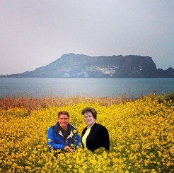 We found cheap last minute flights to Jeju and couldn't resist.