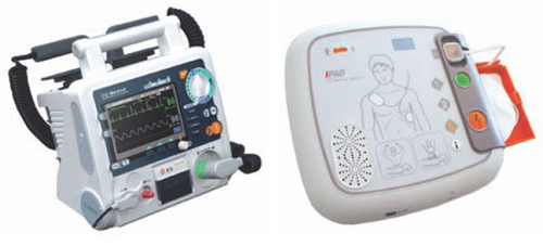 CUmedical-Intelligent Defibrillator