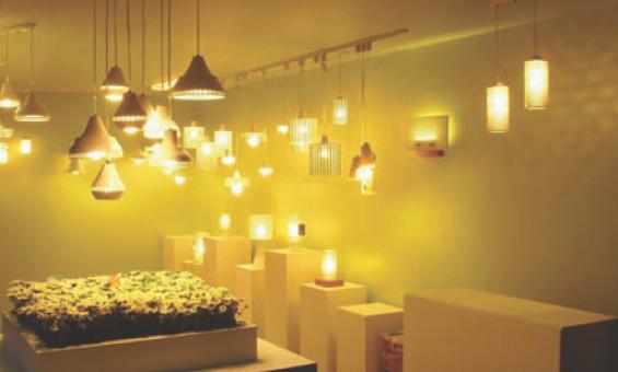 The Handmade Ceramic Lightings Feature Unigue Design Korean Products Com