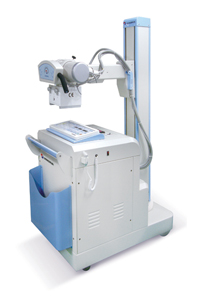 Digital Mobile X-ray System