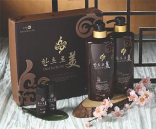 Hanchoromi Medicinal Herb Shampoo/Treatment