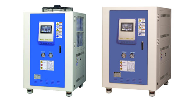 Air--and-Water-Cooled-Type-Chiller-Series