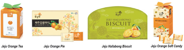 Jeju-Orange-Processed-Foods