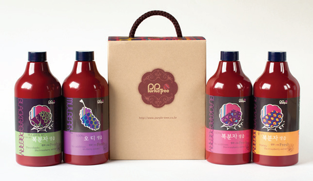 Korea-Black-Raspberry-Juice