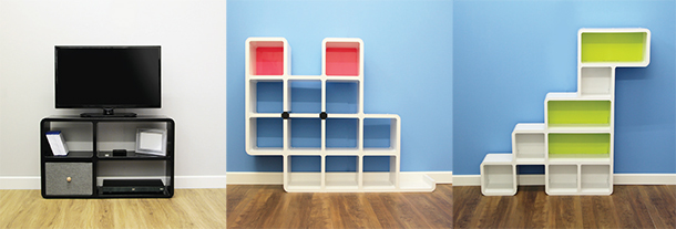 Semi-assembled-Modular-Furniture