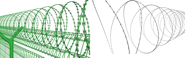 Concertina-Barbed-Wire