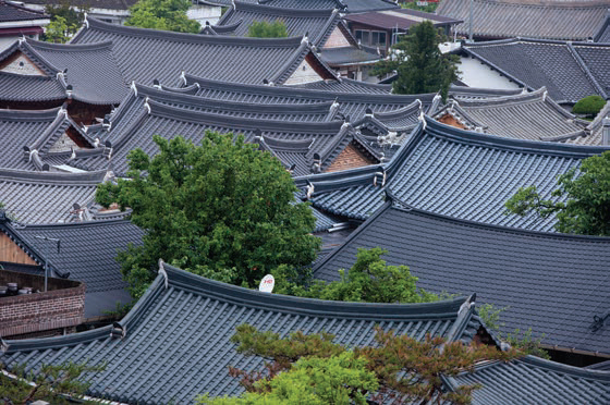 Why not try Hanok stay?