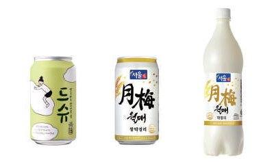 Makgeolli (Korean Rice Wine)