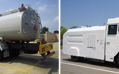 Parts for Tank Lorries and Vacuum Lorries