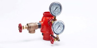 Grooved End Swing Check Valve with UL,FM