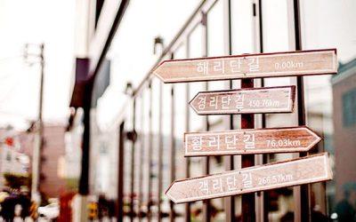 Korea's Best-kept Secrets: Trending Roads