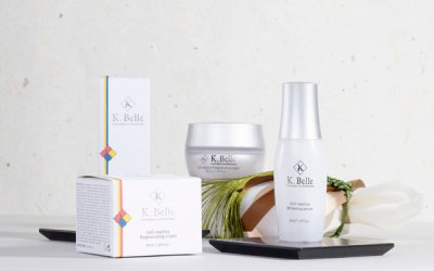 Cosmetics for Anti-aging & Whitening