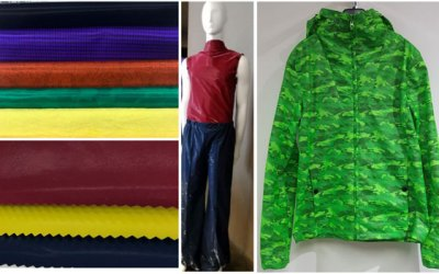 Sustainable Fabrics for Outerwear